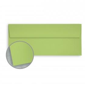 Pop-Tone Sour Apple Envelopes - No. 10 Square Flap (4 1/8 x 9 1/2) 70 lb Text Vellum 500 per Box