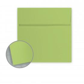 Pop-Tone Sour Apple Envelopes - No. 6 Square (6 x 6) 70 lb Text Vellum 250 per Box