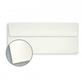 Pop-Tone Whip Cream Envelopes - No. 10 Square Flap (4 1/8 x 9 1/2) 70 lb Text Vellum 500 per Box