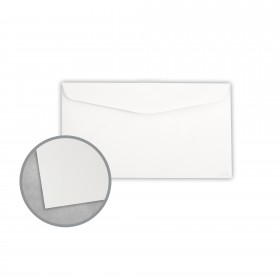 Royal Sundance 100 PC White Envelopes - No. 6 3/4 Regular (3 5/8 x 6 1/2) 24 lb Writing Smooth  100% Recycled Watermarked 500 per Box