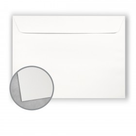 Royal Sundance 100 PC White Envelopes - No. 9 1/2 Booklet (9 x 12) 70 lb Text Smooth  100% Recycled 500 per Carton