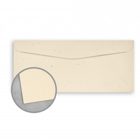 Royal Sundance Balsa Envelopes - No. 10 Commercial (4 1/8 x 9 1/2) 70 lb Text Fiber  30% Recycled 500 per Box