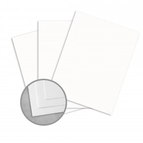 Royal Sundance Bright White Paper - 23 x 35 in 24 lb Writing Laser Laid  30% Recycled 1000 per Carton