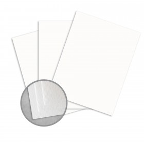 Royal Sundance Bright White Paper - 35 x 23 in 24 lb Writing Linen  30% Recycled Watermarked 1000 per Carton