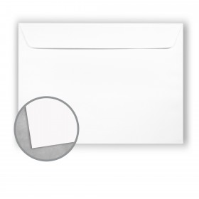 Royal Sundance Brilliant White Envelopes - No. 9 1/2 Booklet (9 x 12) 80 lb Text Smooth 500 per Carton