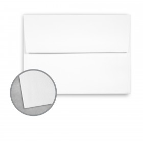 Royal Sundance Brilliant White Envelopes - A8 (5 1/2 x 8 1/8) 80 lb Text Felt 250 per Box