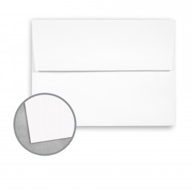 Royal Sundance Brilliant White Envelopes - A6 (4 3/4 x 6 1/2) 80 lb Text Smooth 250 per Box