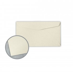 Royal Sundance Cream Envelopes - No. 6 3/4 Regular (3 5/8 x 6 1/2) 24 lb Writing Fiber  30% Recycled 500 per Box
