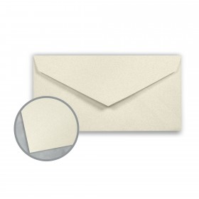 Royal Sundance Cream Envelopes - Monarch (3 7/8 x 7 1/2) 24 lb Writing Fiber  30% Recycled 500 per Box