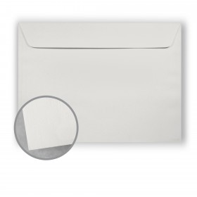 Royal Sundance Gray Envelopes - No. 9 1/2 Booklet (9 x 12) 70 lb Text Linen  30% Recycled 500 per Carton
