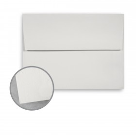 Royal Sundance Gray Envelopes - A7 (5 1/4 x 7 1/4) 80 lb Text Linen  30% Recycled 250 per Box