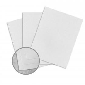 Royal Sundance Gray Card Stock - 26 x 40 in 80 lb Cover Smooth Fiber  30% Recycled 300 per Carton