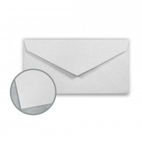Royal Sundance Gray Envelopes - Monarch (3 7/8 x 7 1/2) 24 lb Writing Fiber  30% Recycled 500 per Box