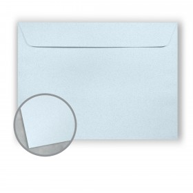 Royal Sundance Ice Blue Envelopes - No. 9 1/2 Booklet (9 x 12) 70 lb Text Fiber  30% Recycled 500 per Carton