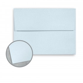 Royal Sundance Ice Blue Envelopes - A6 (4 3/4 x 6 1/2) 70 lb Text Fiber  30% Recycled 250 per Box