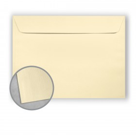 Royal Sundance Ivory Envelopes - No. 9 1/2 Booklet (9 x 12) 70 lb Text Linen  30% Recycled 500 per Carton
