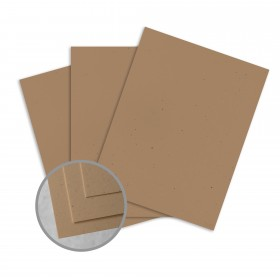 Royal Sundance Kraft Paper - 8 1/2 x 11 in 70 lb Text Smooth Fiber  30% Recycled 500 per Ream