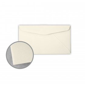 Royal Sundance Natural Envelopes - No. 6 3/4 Regular (3 5/8 x 6 1/2) 24 lb Writing Smooth  30% Recycled Watermarked 500 per Box