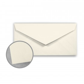 Royal Sundance Natural Envelopes - Monarch (3 7/8 x 7 1/2) 24 lb Writing Linen  30% Recycled Watermarked 500 per Box