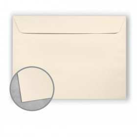 Royal Sundance Natural White Envelopes - No. 9 1/2 Booklet (9 x 12) 70 lb Text Smooth  30% Recycled 500 per Carton