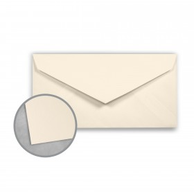 Royal Sundance Natural White Envelopes - Monarch (3 7/8 x 7 1/2) 24 lb Writing Smooth  30% Recycled Watermarked 500 per Box