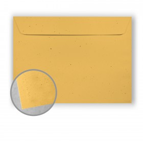Royal Sundance Sunflower Envelopes - No. 9 1/2 Booklet (9 x 12) 70 lb Text Fiber  30% Recycled 500 per Carton