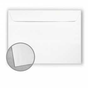 Royal Sundance Ultra White Envelopes - No. 9 1/2 Booklet (9 x 12) 80 lb Text Felt  30% Recycled 500 per Carton