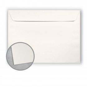 Royal Sundance Warm White Envelopes - No. 9 1/2 Booklet (9 x 12) 80 lb Text Smooth  30% Recycled 500 per Carton