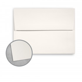 Royal Sundance Warm White Envelopes - A7 (5 1/4 x 7 1/4) 80 lb Text Smooth  30% Recycled 250 per Box