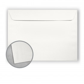 Royal Sundance White Envelopes - No. 9 1/2 Booklet (9 x 12) 80 lb Text Felt  30% Recycled 500 per Carton