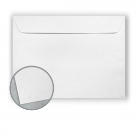 Royal Sundance White Envelopes - No. 9 1/2 Booklet (9 x 12) 70 lb Text Fiber  30% Recycled 500 per Carton