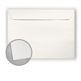 Royal Sundance White Envelopes - No. 9 1/2 Booklet (9 x 12) 80 lb Text Smooth  30% Recycled 500 per Carton