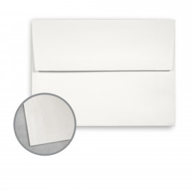 Royal Sundance White Envelopes - A8 (5 1/2 x 8 1/8) 80 lb Text Linen  30% Recycled 250 per Box