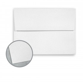 Royal Sundance White Envelopes - A10 (6 x 9 1/2) 70 lb Text Fiber  30% Recycled 250 per Box