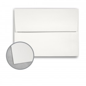 Royal Sundance White Envelopes - A7 (5 1/4 x 7 1/4) 80 lb Text Smooth  30% Recycled 250 per Box