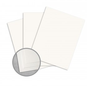 Royal Sundance White Card Stock - 23 x 35 in 80 lb Cover Smooth  30% Recycled 500 per Carton