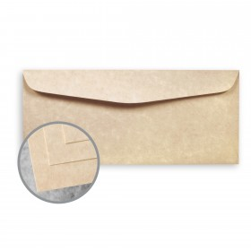 Skytone Brown Envelopes - No. 10 Commercial (4 1/8 x 9 1/2) 60 lb Text Vellum 500 per Box