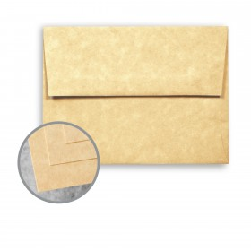 Skytone Champagne Envelopes - A7 (5 1/4 x 7 1/4) 60 lb Text Vellum 250 per Box