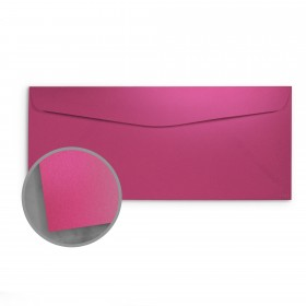 so..silk Beauty Pink Envelopes - No. 10 Commercial (4 1/8 x 9 1/2) 92 lb Cover Super Smooth C/2S 200 per Box