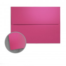 so..silk Beauty Pink Envelopes - A1 (3 5/8 x 5 1/8) 92 lb Cover Super Smooth C/2S 150 per Box