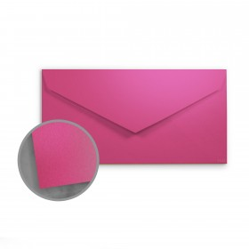 so..silk Beauty Pink Envelopes - Monarch (3 7/8 x 7 1/2) 92 lb Cover Super Smooth C/2S 200 per Box