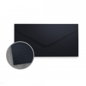 so..silk Black Style Envelopes - Monarch (3 7/8 x 7 1/2) 92 lb Cover Super Smooth C/2S 200 per Box