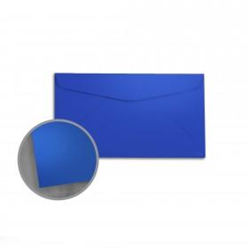so..silk Fair Blue Envelopes - No. 6 3/4 Regular (3 5/8 x 6 1/2) 92 lb Cover Super Smooth C/2S 200 per Box