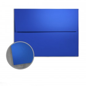 so..silk Fair Blue Envelopes - A8 (5 1/2 x 8 1/8) 92 lb Cover Super Smooth C/2S 150 per Box