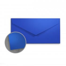 so..silk Fair Blue Envelopes - Monarch (3 7/8 x 7 1/2) 92 lb Cover Super Smooth C/2S 200 per Box