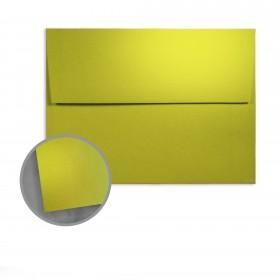 so..silk Shocking Green Envelopes - A9 (5 3/4 x 8 3/4) 92 lb Cover Super Smooth C/2S 150 per Box