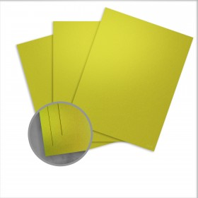 so..silk Shocking Green Card Stock - 28.3 x 40.2 in 130 lb Cover Super Smooth C/2S 100 per Package