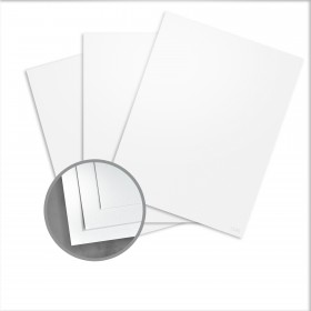 so..silk White Silk Paper - 28.3 x 40.2 in 88 lb Text Super Smooth C/1S 250 per Package