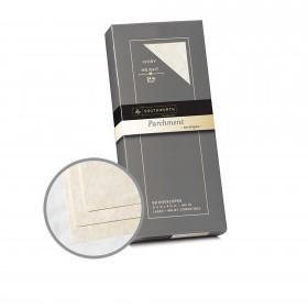 Southworth Specialty Parchment Ivory Envelopes - No. 10 Commercial (4 1/8 x 9 1/2) 24 lb Bond Parchment 50 per Box