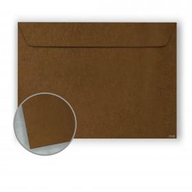 Speckletone Brown Envelopes - No. 6 1/2 Booklet (6 x 9) 70 lb Text Vellum  100% Recycled 500 per Carton